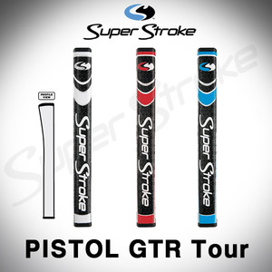 [정품]슈퍼스트로크 Super Stroke PISTOL GTR Tour [3Colors] [퍼터]